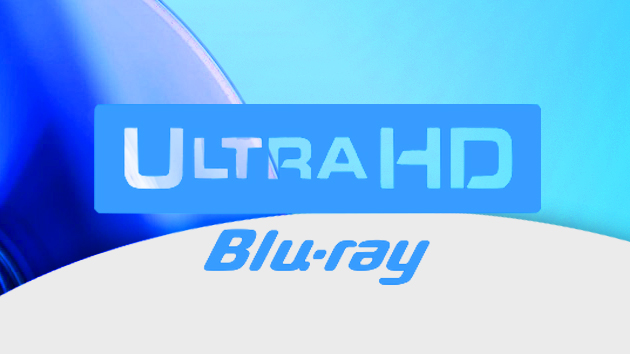 Logo of Ultra Blu-Ray