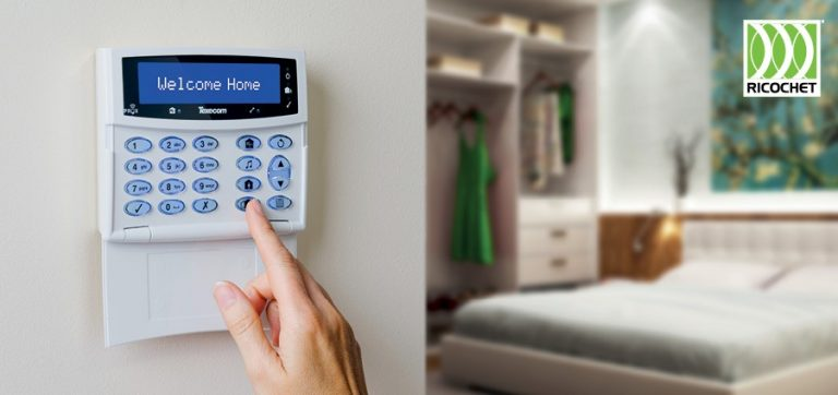Wireless Intruder Alarms for Smart Home Security