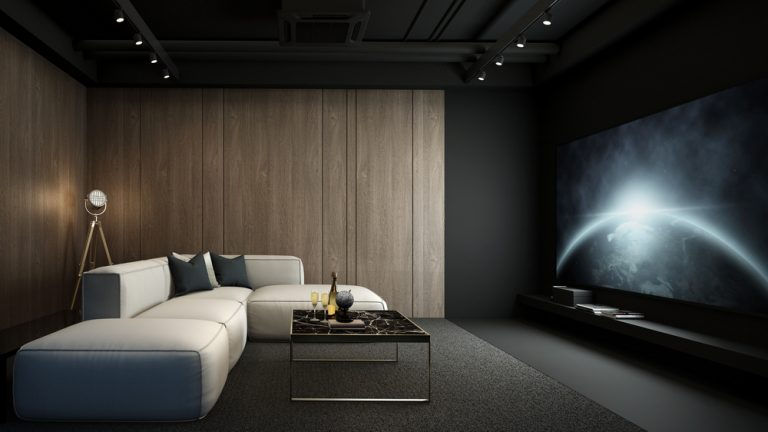 3 Home Cinema Design Trends that Will Inspire You