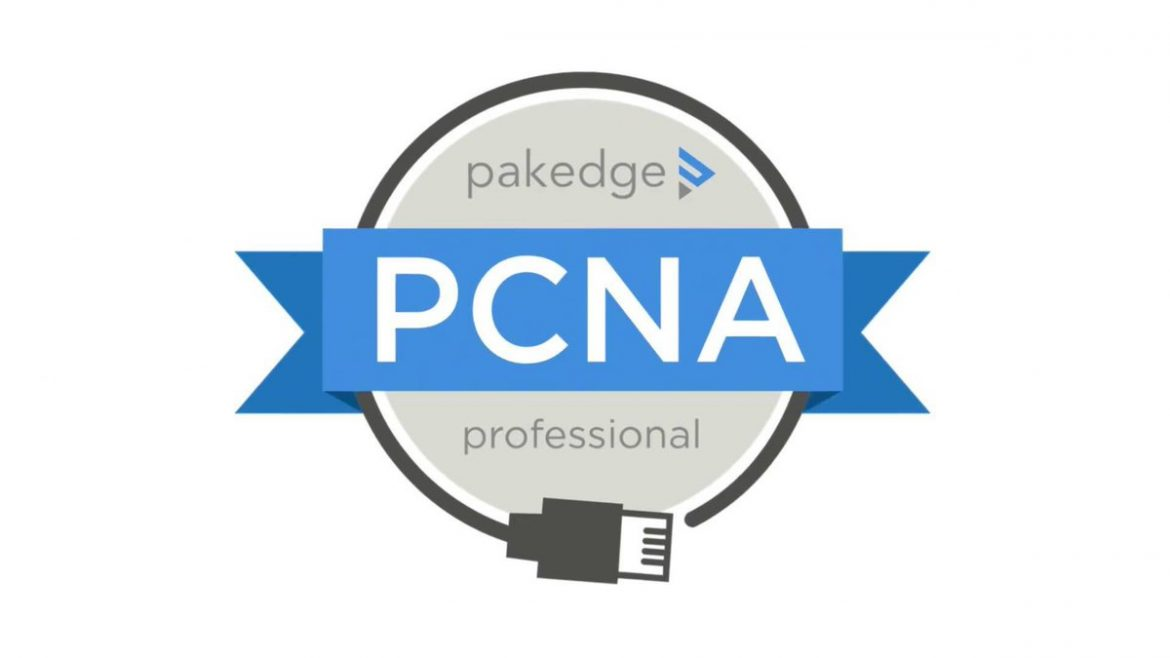 Pakedge PCNA Certification