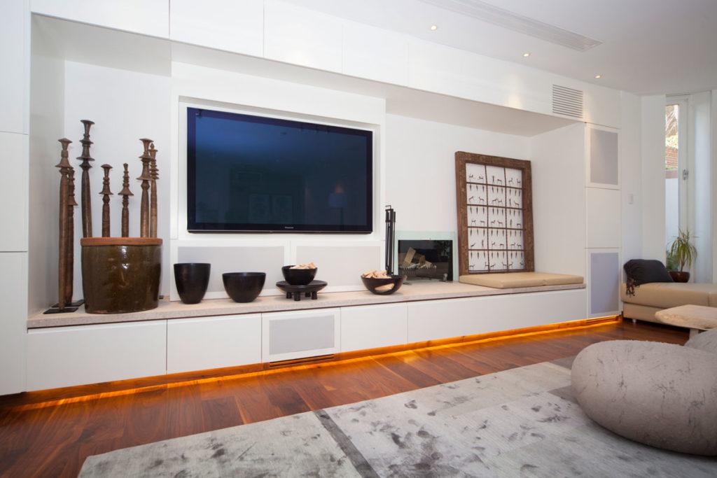 Family Media Room - Home Cinema Install London
