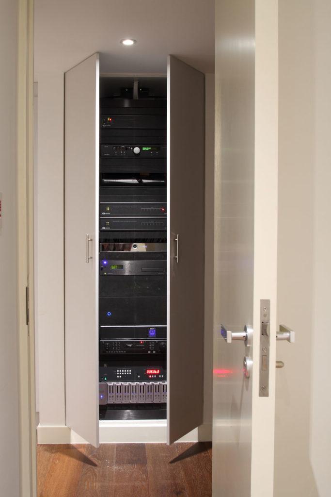 Smart Home Av Rack Maintenance