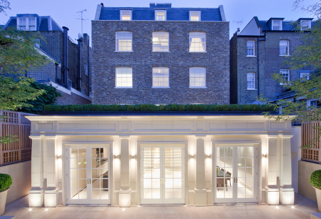 smart home lighting control - Lutron lighting control - MDfx Within - London smart home specialist company
