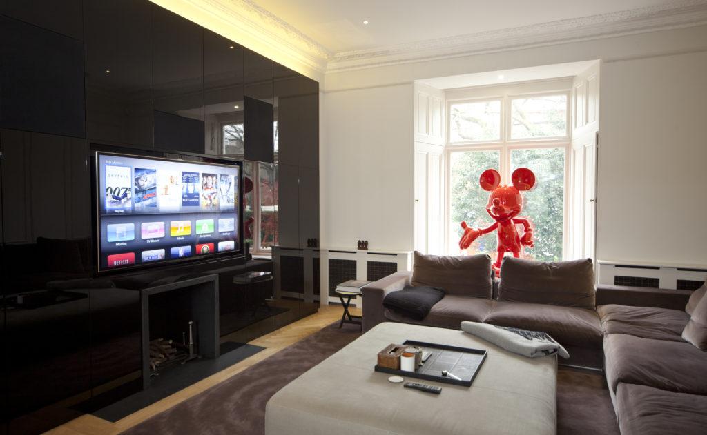 Audio Visual Design & Install London