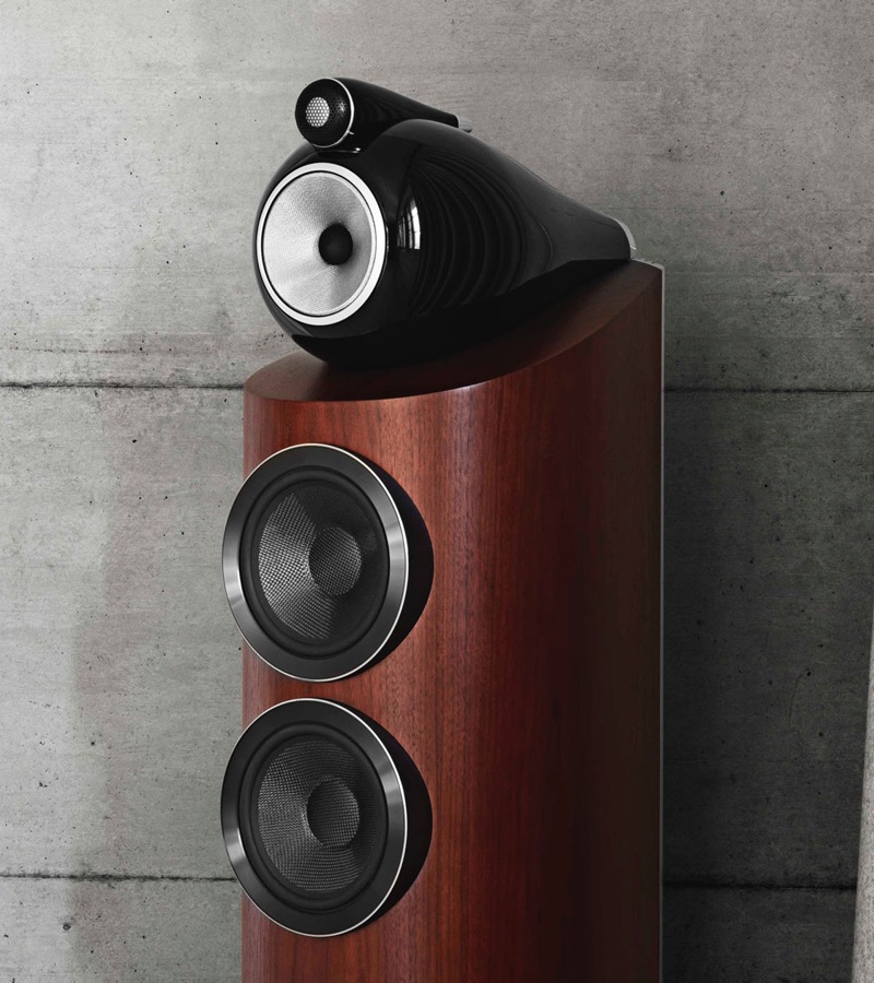 The world's finest loudspeakers - Bowers and wilkons - MDfx Within