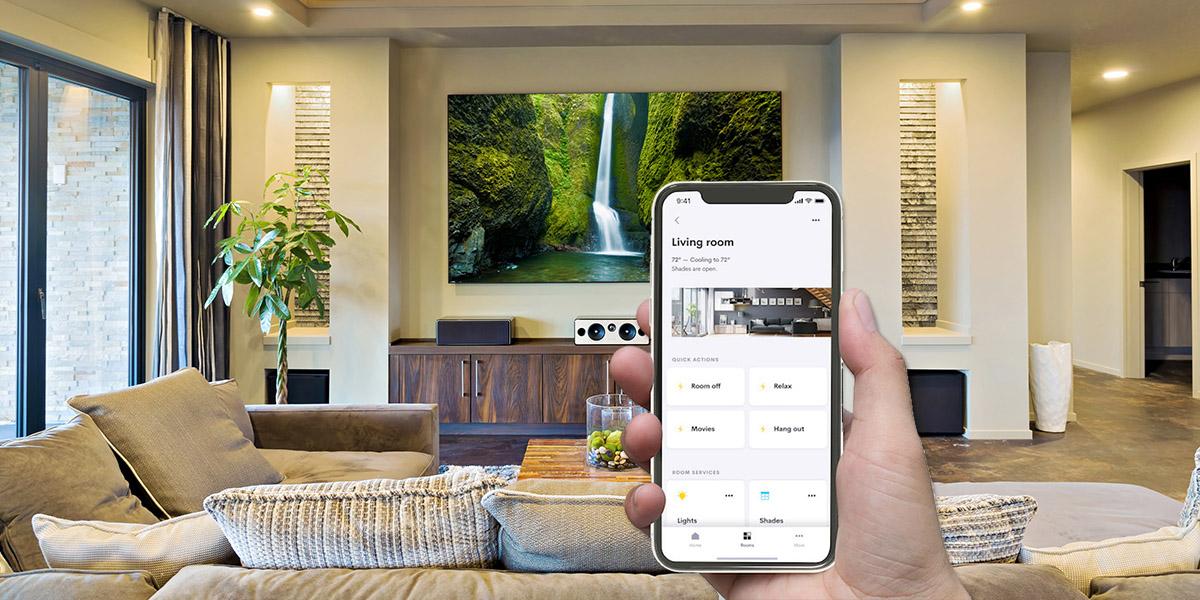 Crestron-OS3-Smart Home Control