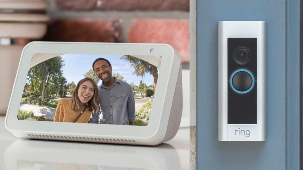 Ring Doorbell x Line - MDfx Within certified ring doorbell installer - smart security - smart doorbell