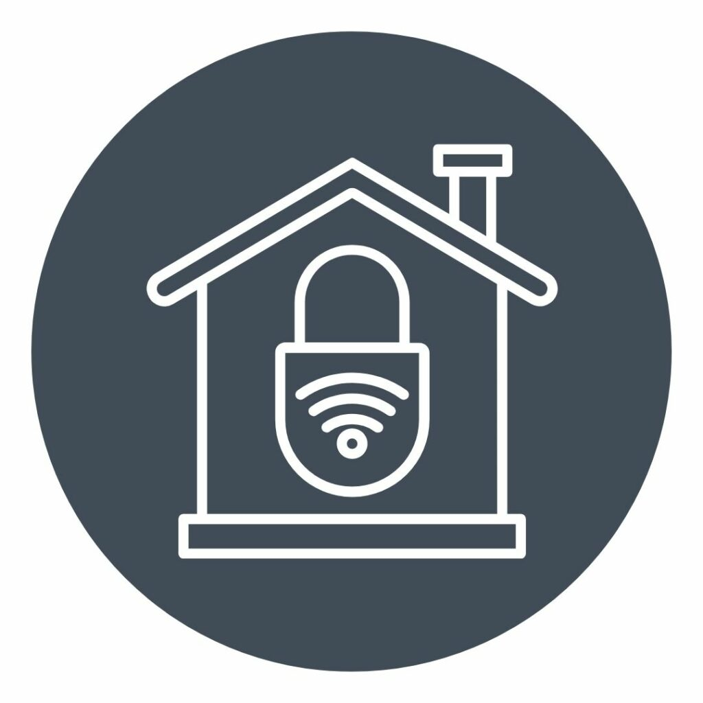 Smart Fire Safety & Security home Automation by MDfx Within