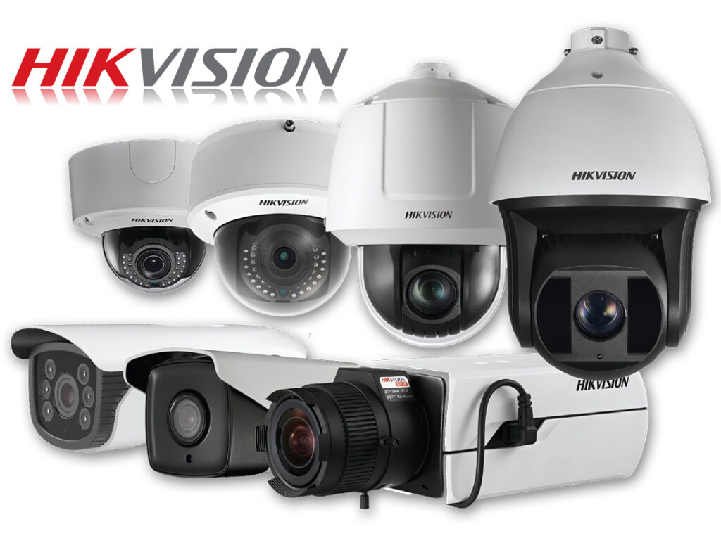 Hikvision-CCTV Cameras installed by MDfx Select in West London