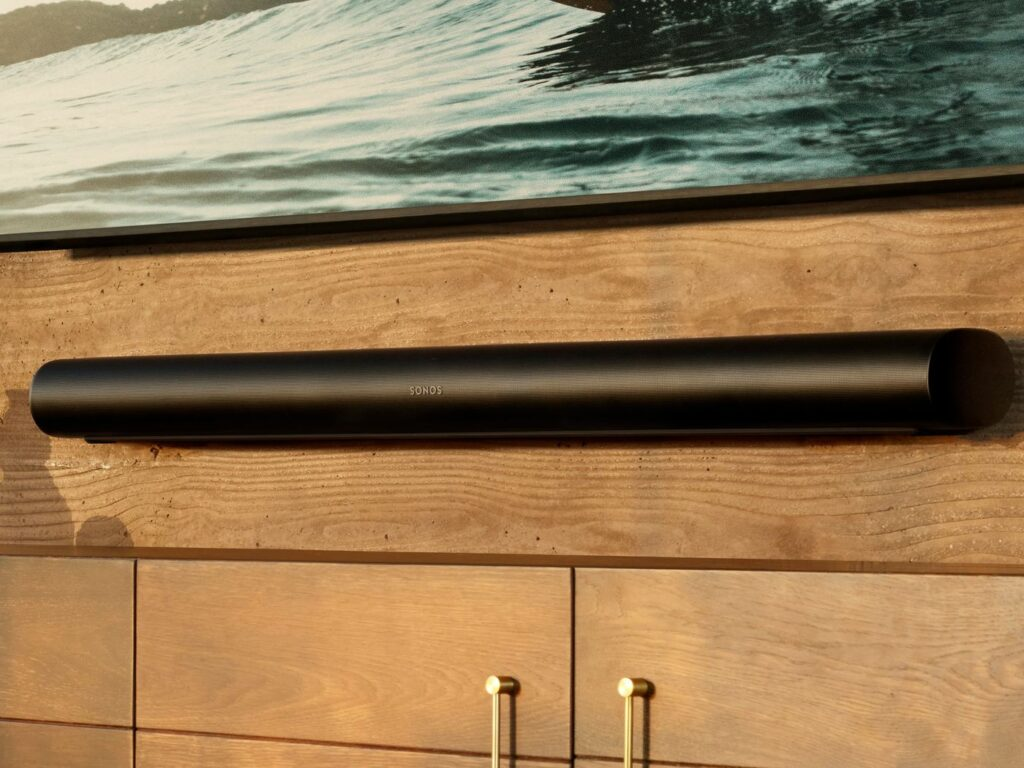 sonos arch soundbar - smart home surround system installed by MDfx Select in west London