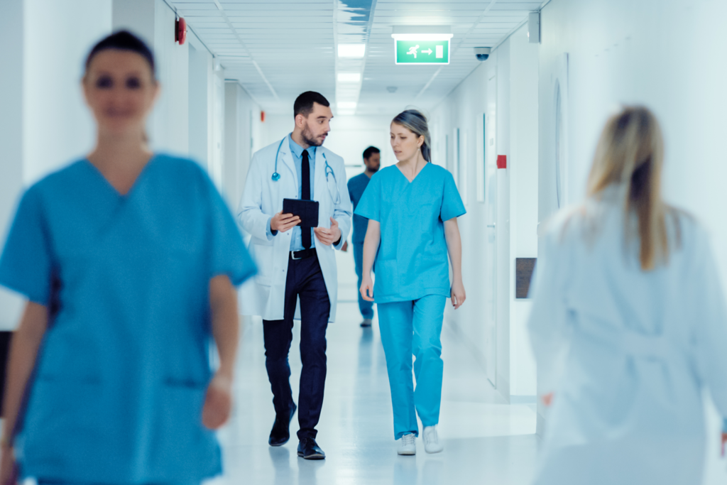 Healthcare-and-Hospital-smart-Security-and-Fire-safety-installer-in-west-London