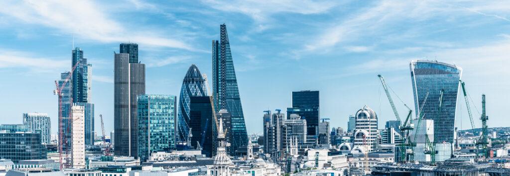 London - Sustainable city - smart city - smart buildings - sustainable buildings - smart office