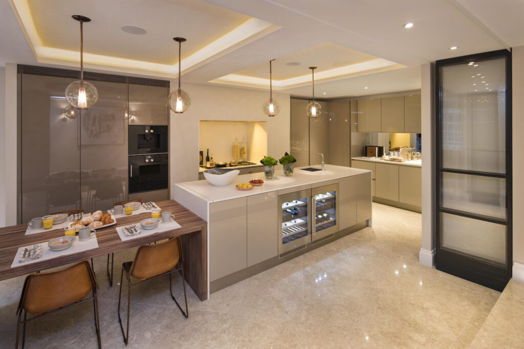 Smart Kitchen Automation system London
