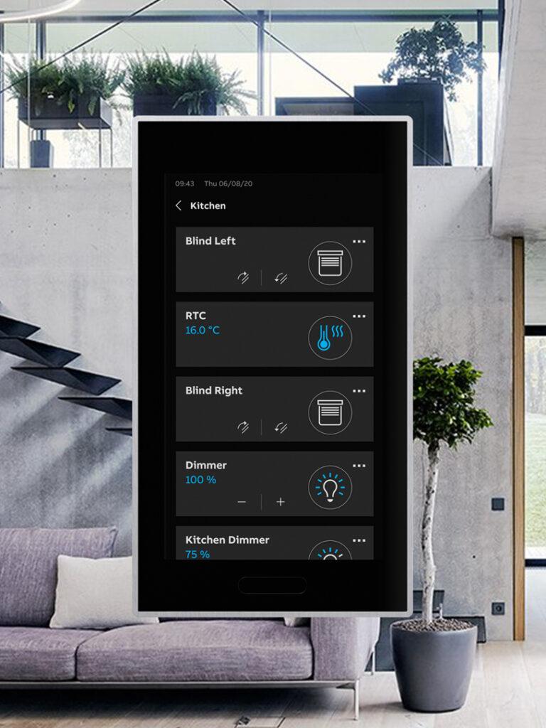 KNX_smart home