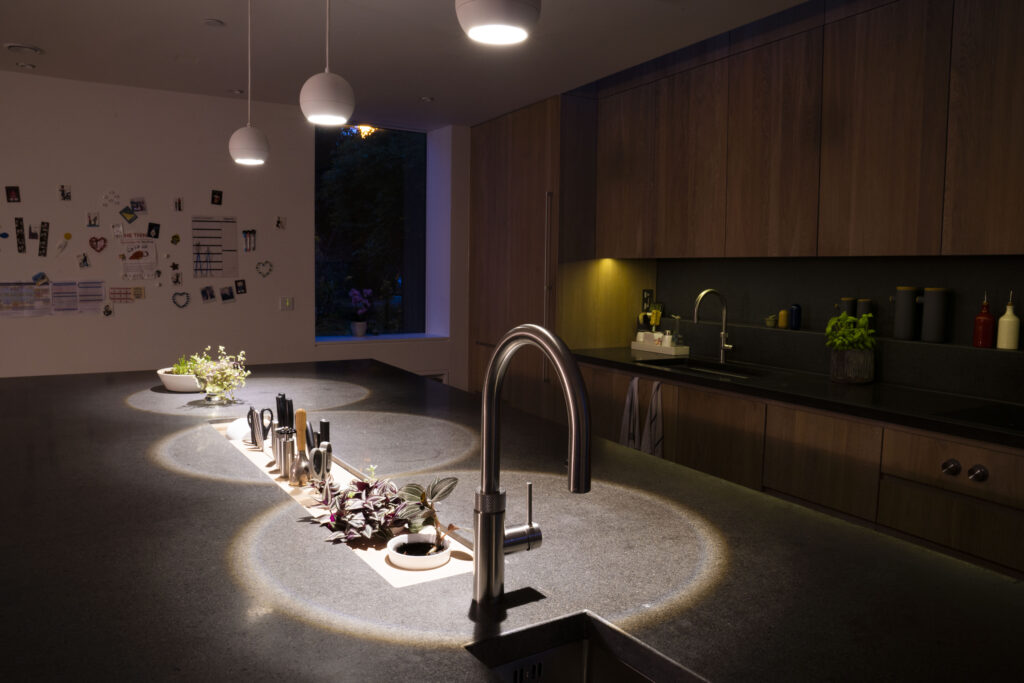 Smart Lighting Design and Automated Lighting Control